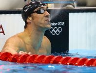 Michael Phelps zdobył swój 21. medal olimpijski (fot. Getty Images)
