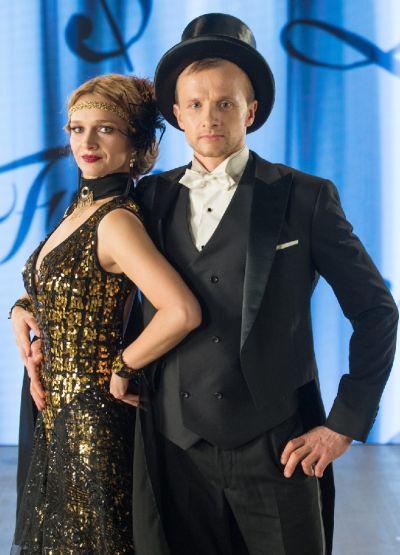 Marta Paszkin i Paweł Bodzianny