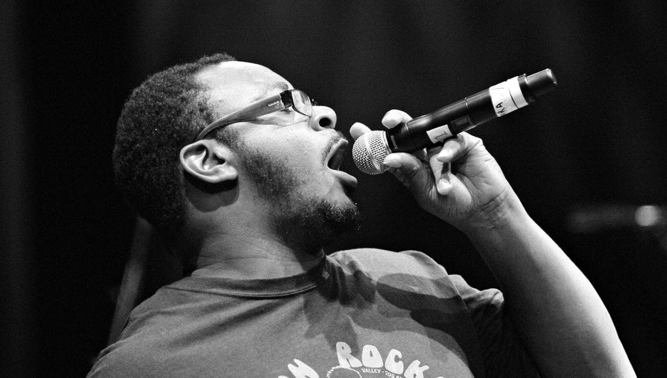 Hiphopową karierę Ty (właśc. Ben Chijioke) rozpoczął w połowie lat 90. (fot. Howard Denner/Photoshot/Getty Images)