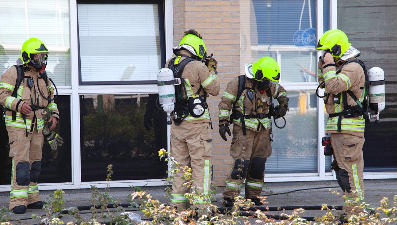 Początkowo sądzono, że powietrze zostało skażone gazem (fot. Shutterstock)