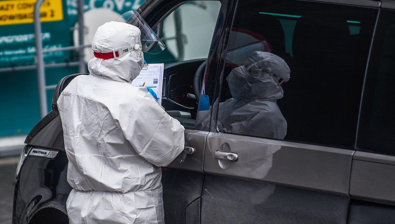 Od początku epidemii zakaziło się koronawirusem 2 mln 688 tys. (fot. Omar Marques/Getty Images)
