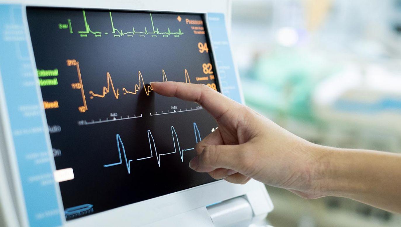 Do głównych czynników zwiększających ryzyko udaru należy migotanie przedsionków (fot. Shutterstock/Pitchyfoto)