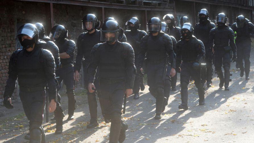 Białoruskie MSW opublikowało kontrowersyjną wypowiedź (fot. PAP/EPA/STR)