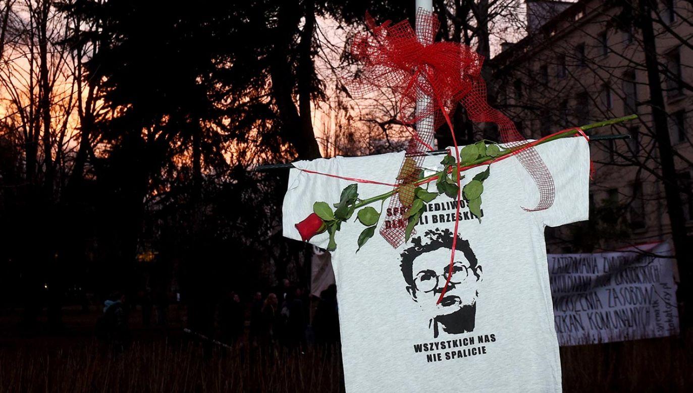 Jolanta Brzeska zginęła 10 lat temu (fot.  PAP/Radek Pietruszka)