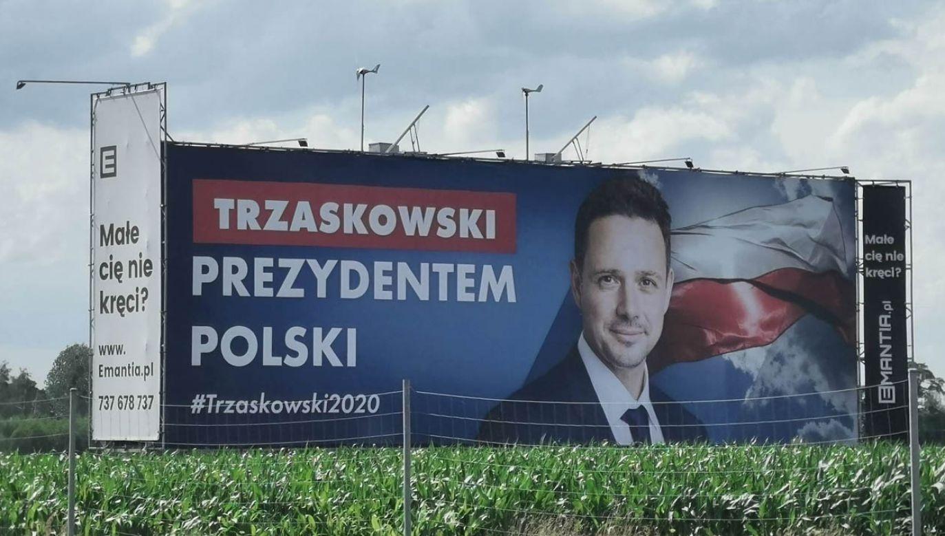 Wybory w Końskich wygrał Duda (fot. Twoje Info)