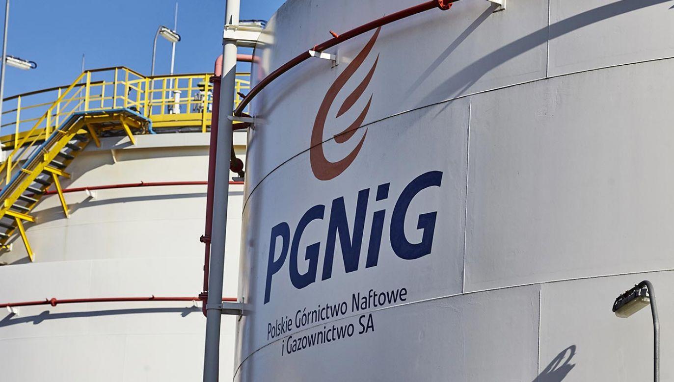 Dostawy gazu rozpoczęły się w październiku (fot. Bartek Sadowski/Bloomberg via Getty Images)