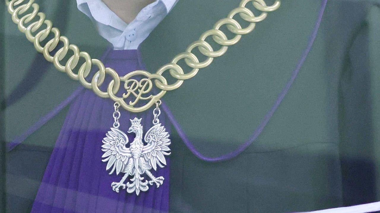 Sędzia złożył wniosek o wyłączenie od orzekania (fot. PAP/Leszek Szymański)