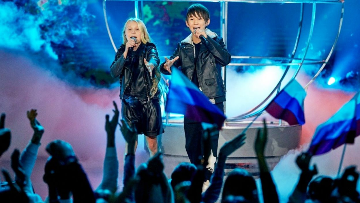 """Rosję będzie reprezentować duet – Tatiana Mezhentseva i Denberel Oorzhak. Zaśpiewają piosenkę """"A Time For Us"""", której współautorką jest Tatiana (fot. Karusel)"""