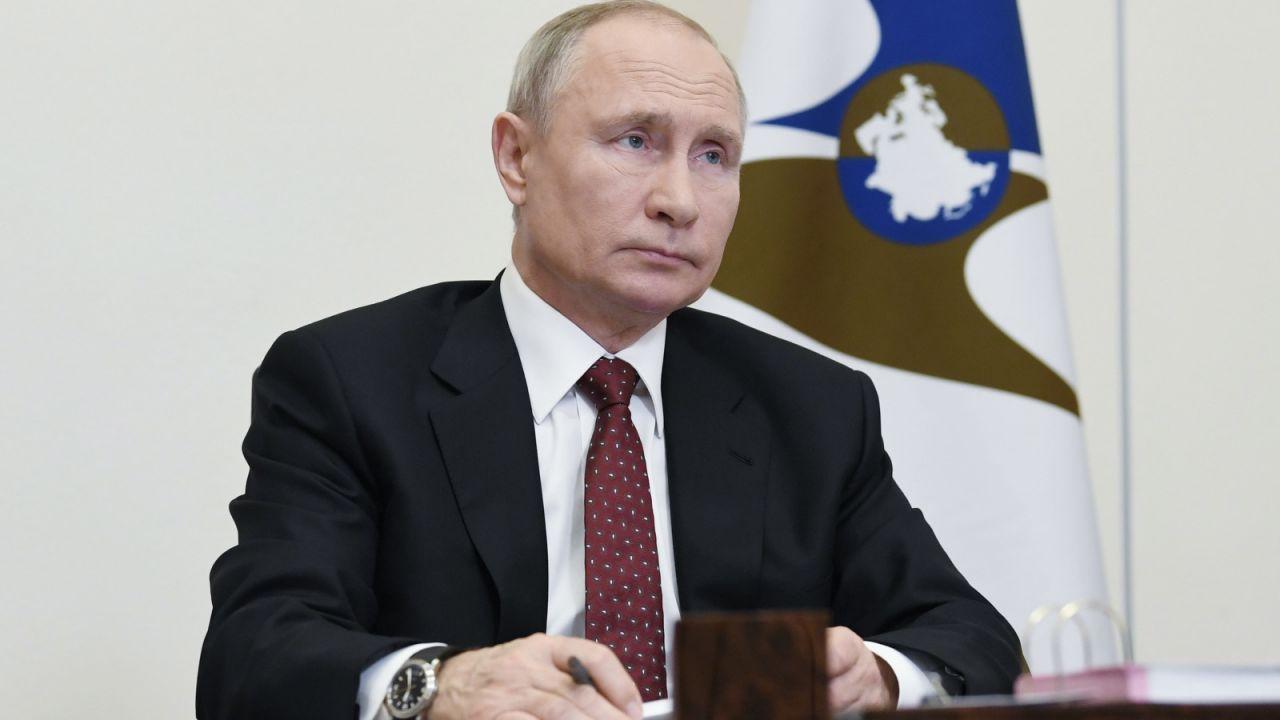 Porozumienia mińskie w sprawie konfliktu w Donbasie wciąż nie zostały w pełni wprowadzone (fot. PAP/EPA/ALEXEI NIKOLSKY/SPUTNIK)