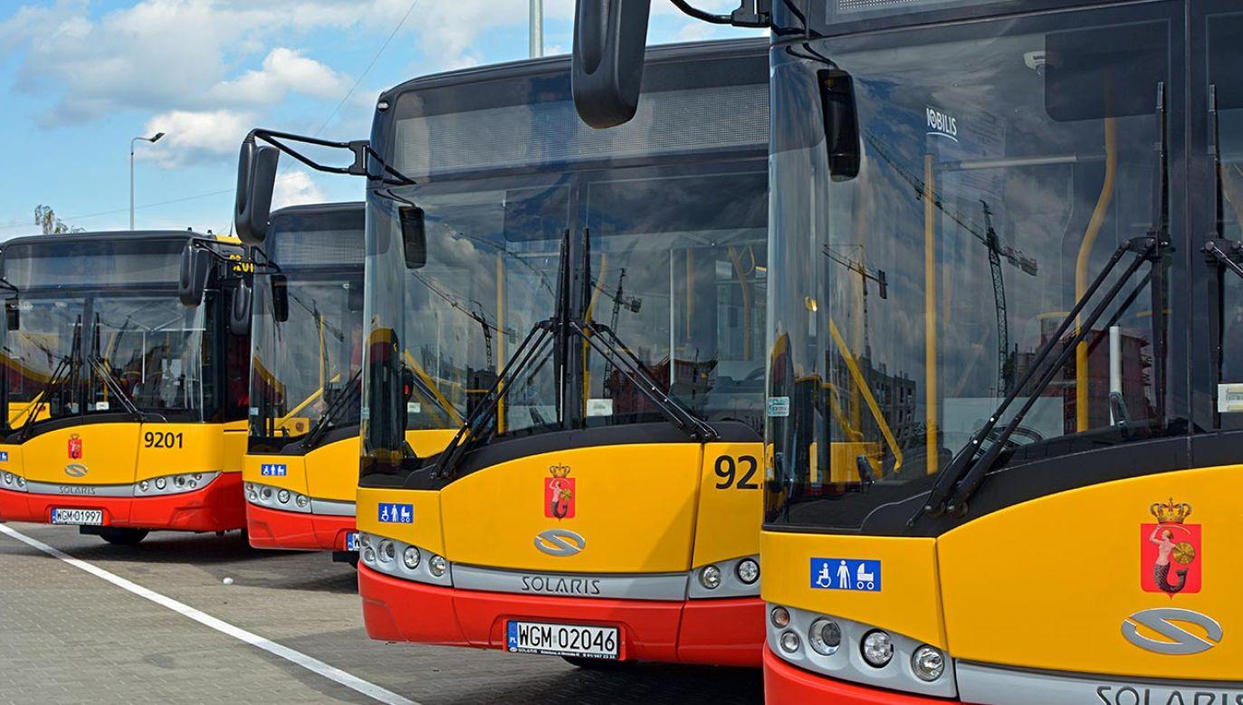 Oni zarabiają tam ok. 2600 złotych na rękę – powiedział kierowca (fot. Shutterstock/Martyn Jandula)