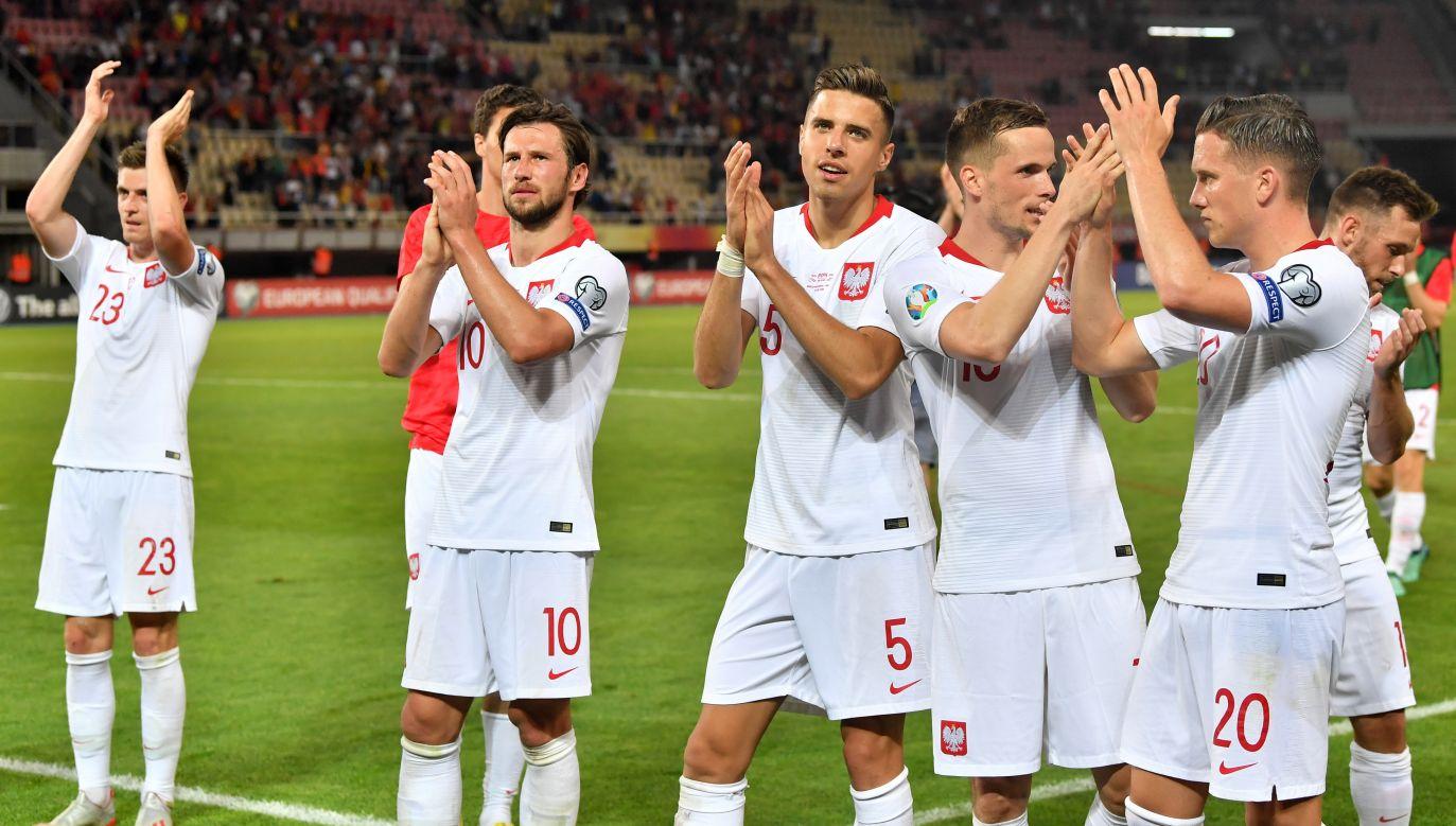 Po meczu z Macedonią, cieszyć może tylko wynik... (fot. PAP/EPA)