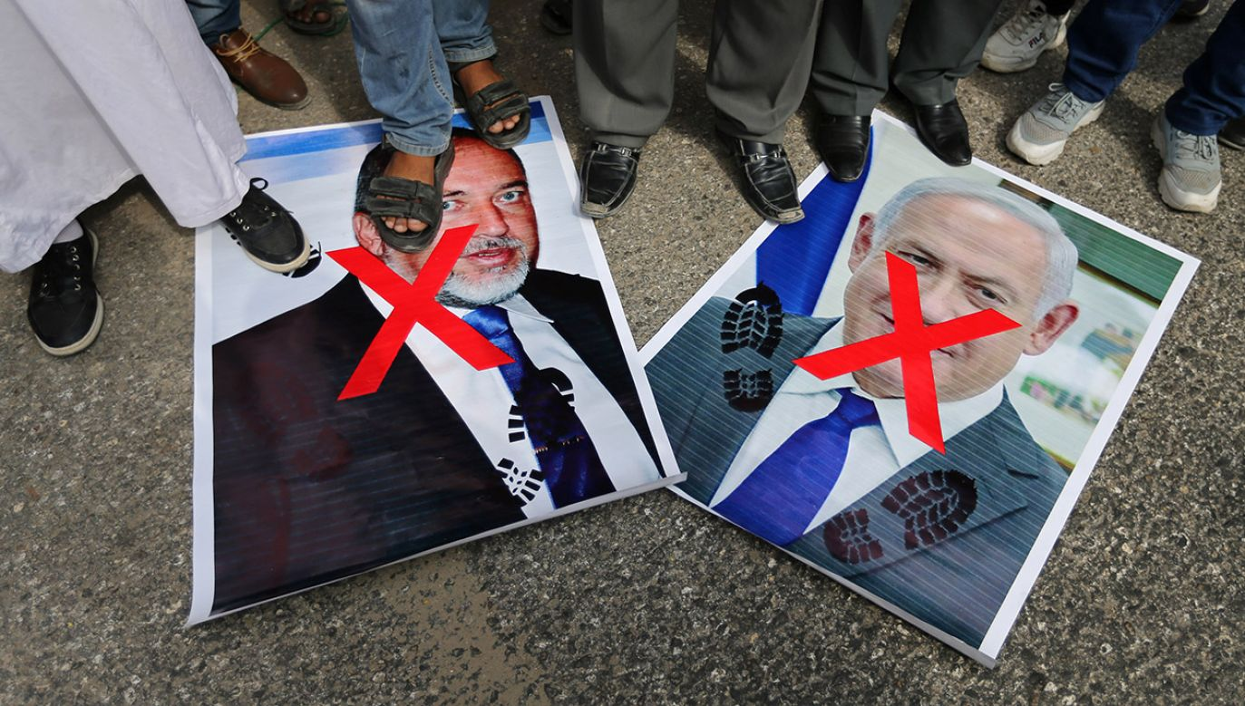 """""""Trzy wyborcze podejścia w ciągu roku? Tak, w Izraelu jest to możliwe"""" – komentuje Antoni Rybczyński  (fot. REUTERS/Ibraheem Abu Mustafa)"""