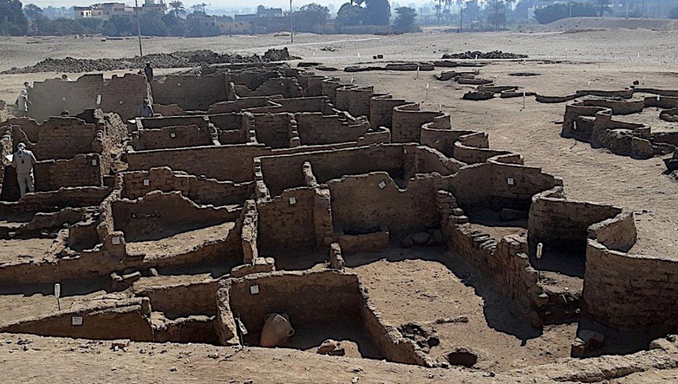 Największe odkrycie od znalezienia grobowca faraona Tutenchamona (fot. Facebook/Dr. Zahi Hawass)
