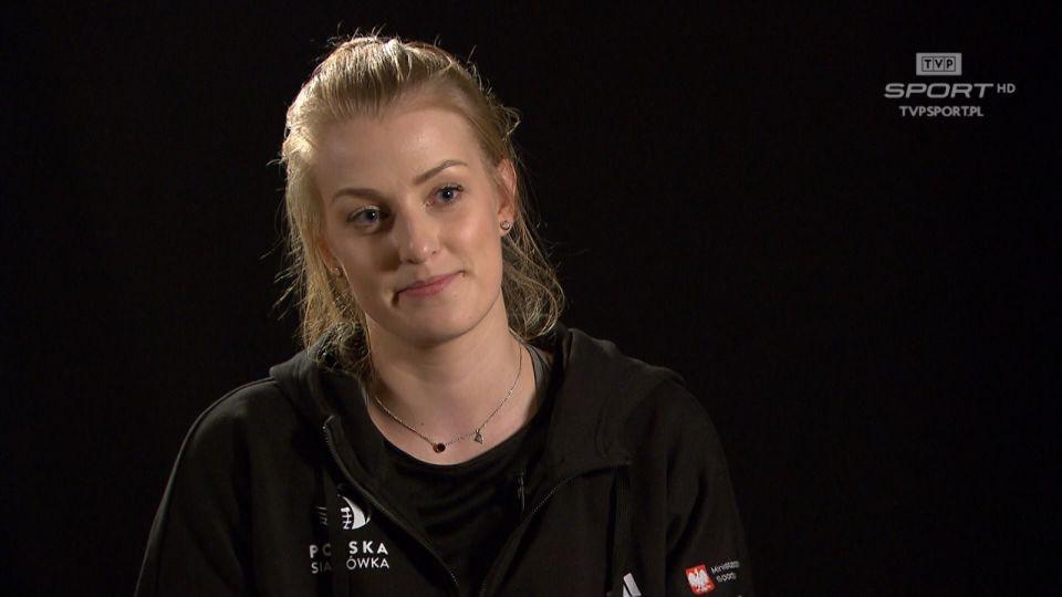 Natalia Mędrzyk przed turniejem kwalifikacyjnym: jesteśmy gotowe do wyjścia z grupy