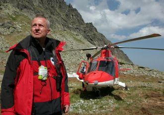 Mountain Rescue Team