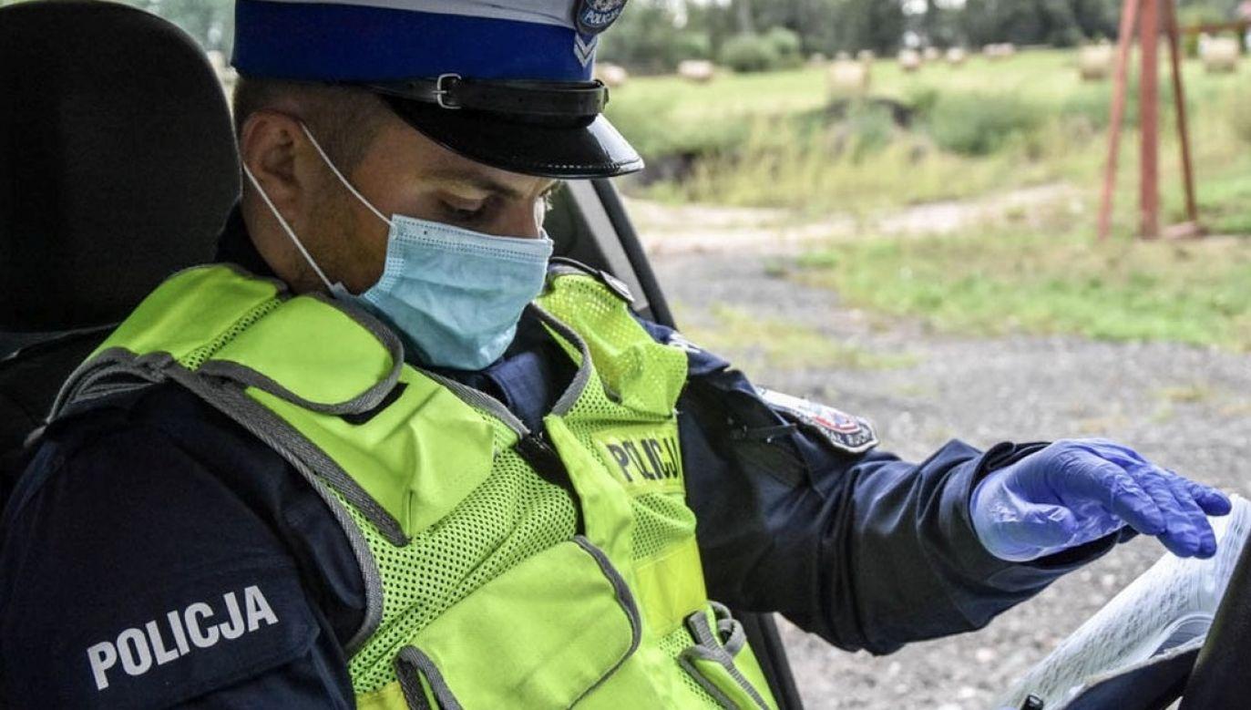 W ostatni weekend zatrzymano 954 nietrzeźwych kierowców (fot. policja.pl, zdjęcie ilustracyjne)