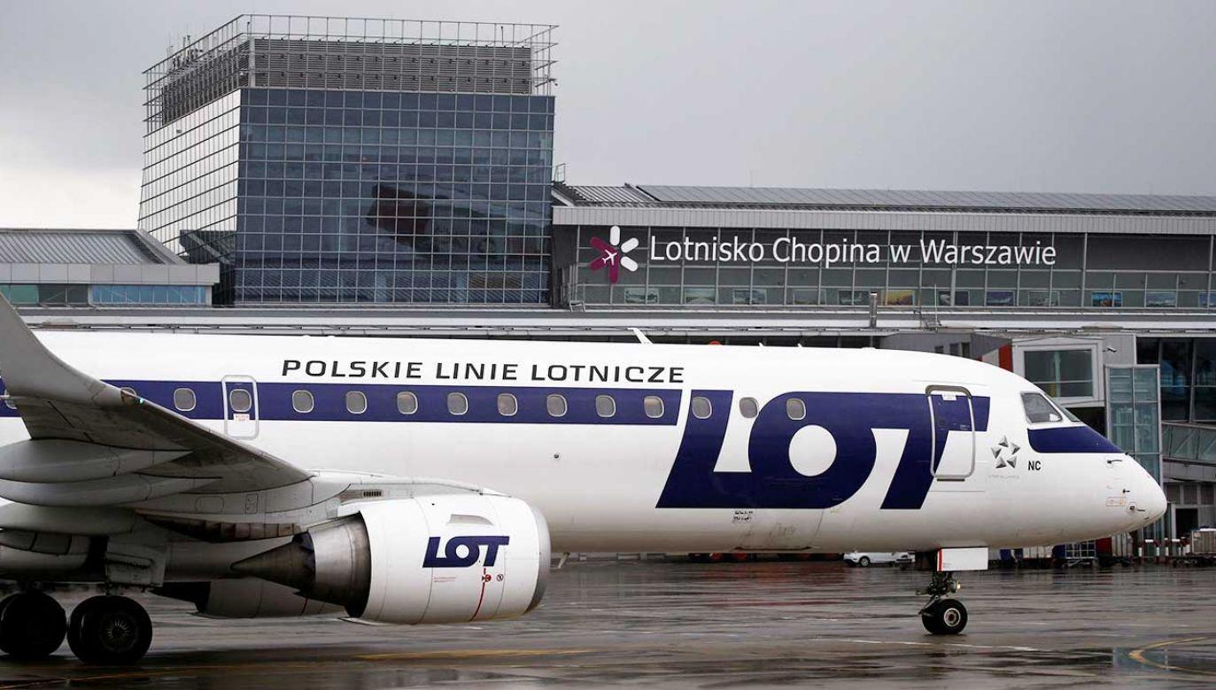W sezonie Lato 2019 Lotnisko Chopina oferuje 121 kierunków regularnych do 54 państw realizowanych przez 27 przewoźników (fot. REUTERS/Kacper Pempel)
