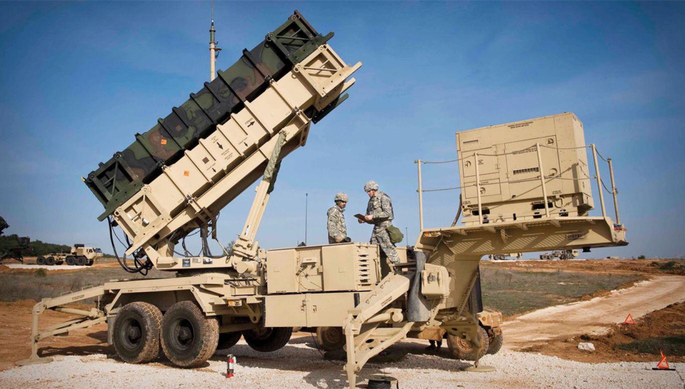 Systemy Patriot mają działać na Iran odstraszająco (fot. Army.mil)