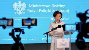 Marlena Maląg apeluje do Rafała Trzaskowskiego o nadzorowanie wypłaty pożyczek (fot. PAP/Mateusz Marek)
