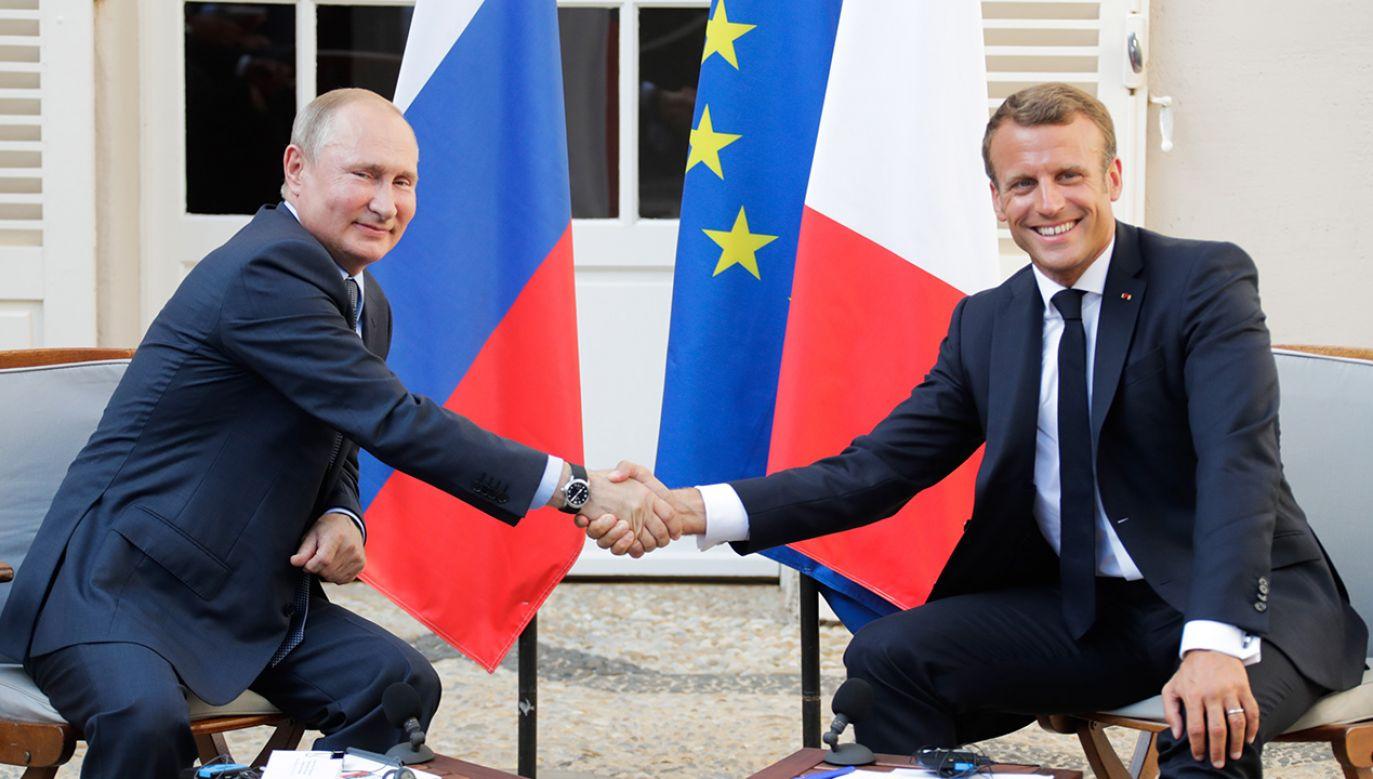 """""""Musimy przemyśleć nasze stosunki z Rosją"""" (fot. Mikhail Metzel\TASS via Getty Images)"""