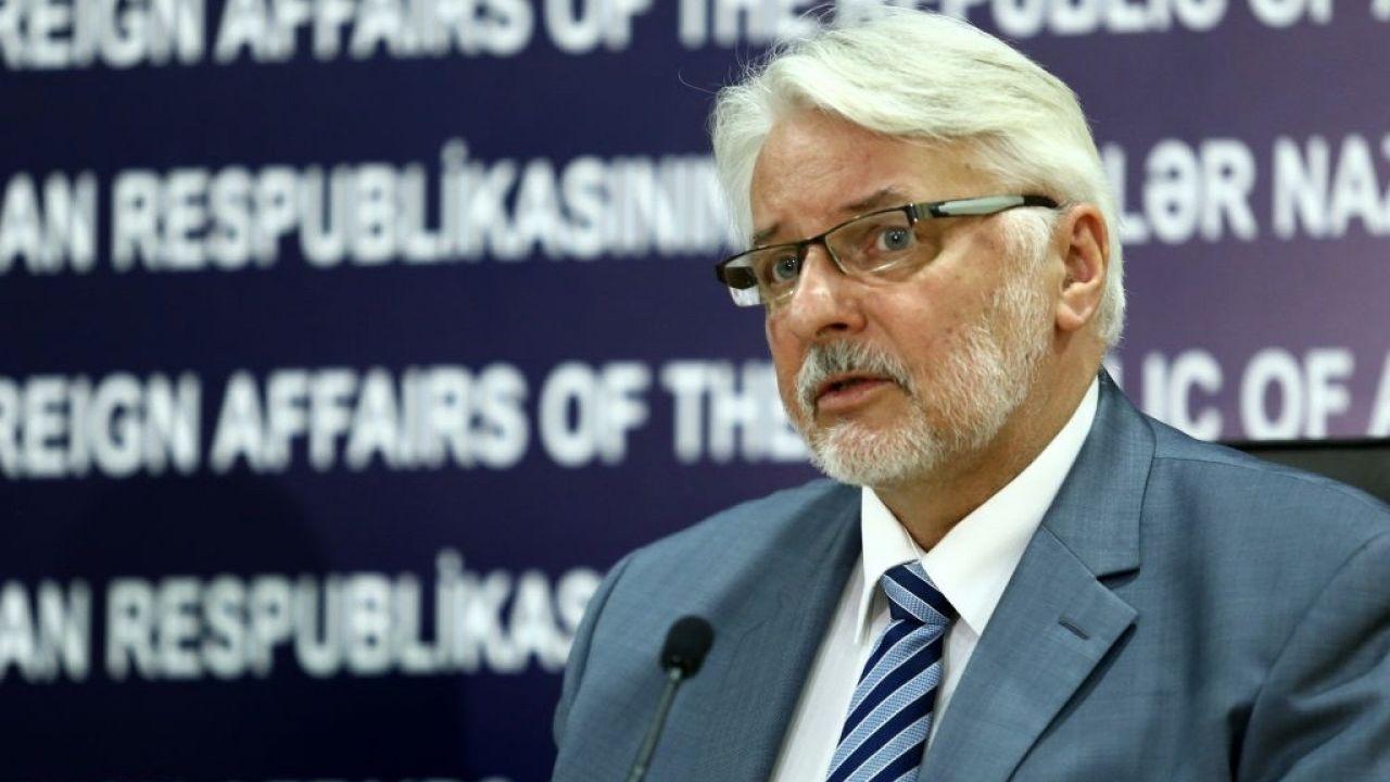 Waszczykowski odniósł się do zapowiedzi zawetowania budżetu UE przez premiera Mateusza Morawieckiego  (fot. Getty Images)