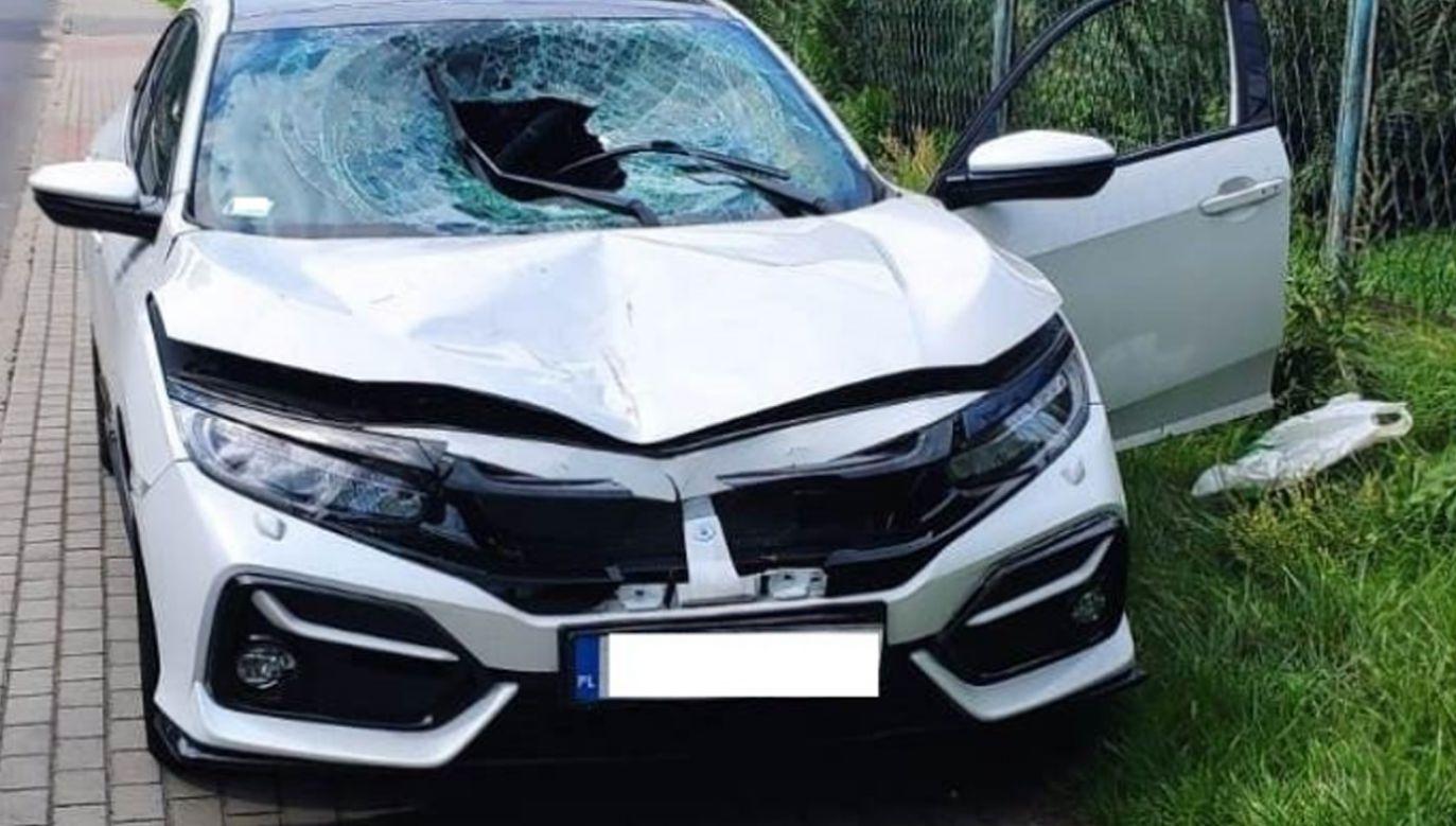 Tragedia w Olkuszu (fot. Policja)
