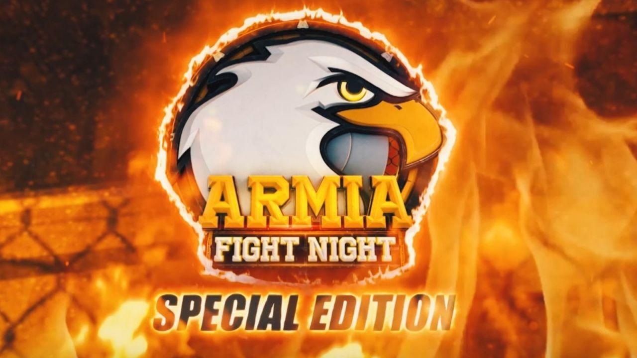 Armia Fight Night Special Edition – transmisja online 8 marca w TVP Sport  [ZWIASTUN] (sport.tvp.pl)