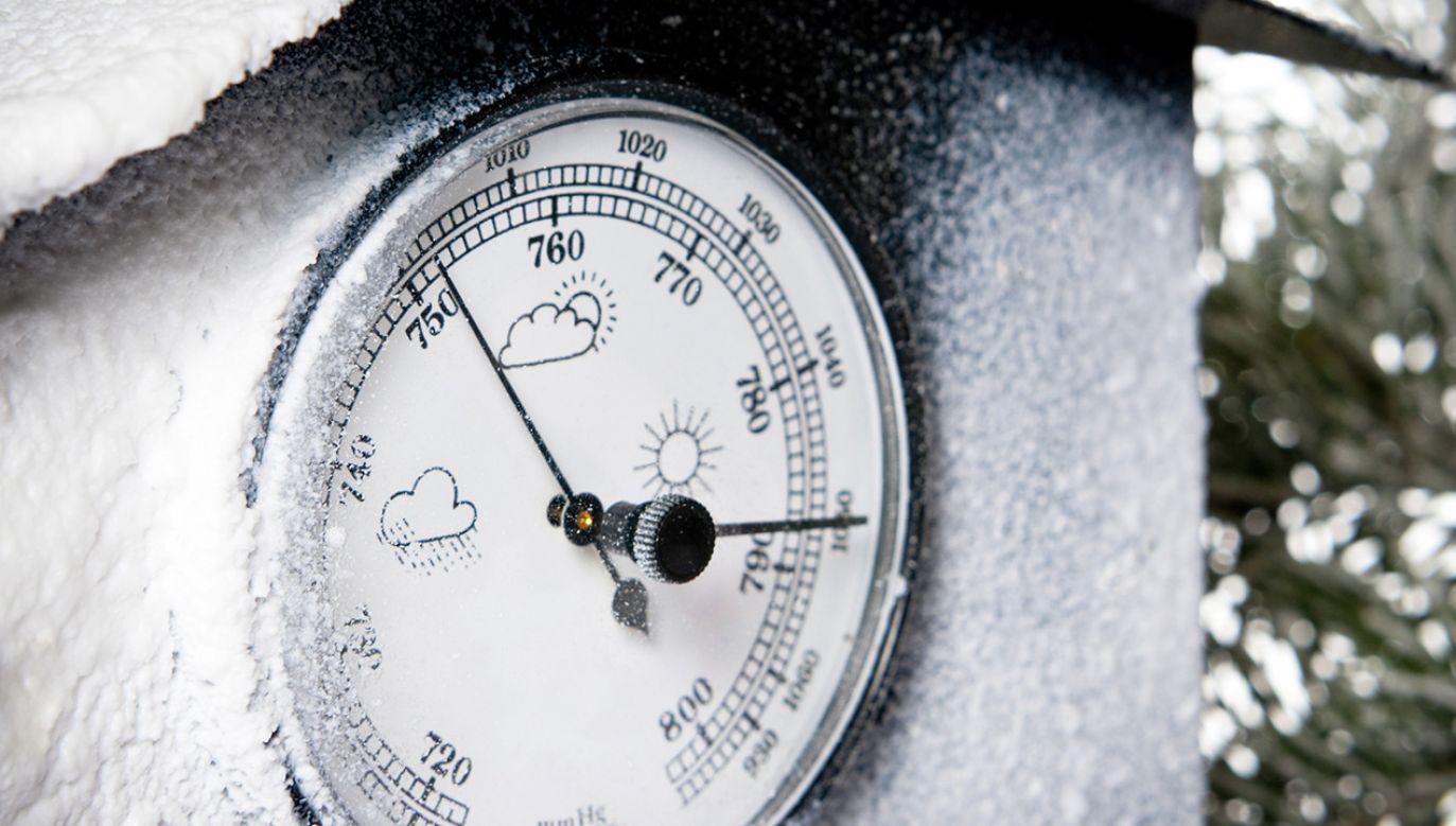 Rekordowo wysokie ciśnienie zanotowano w Polsce w 1997 roku, gdy słupki pokazały 1054 hPa(fot. Shutterstock/petroleum man)