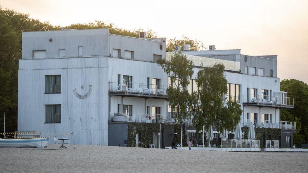 Zatoka Sztuki w Sopocie (fot. M.Slodkowski/SOPA Images/LightRocket/Getty Images)