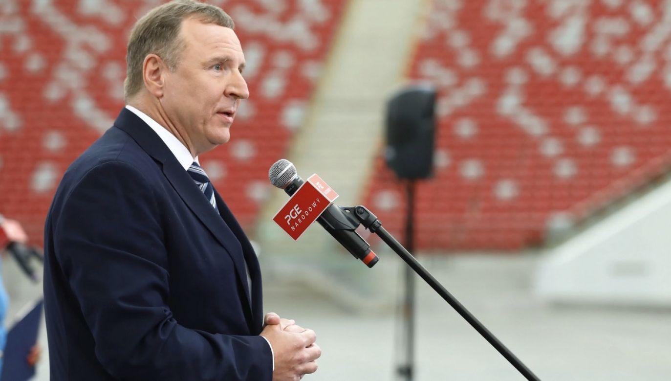 Jacek Kurski został wybrany na dokończenie czteroletniej kadencji, rozpoczętej w październiku 2016 roku (fot. PAP/Rafał Guz)