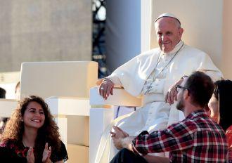 Światowe Dni Młodzieży: Kolory - najważniejsze słowa Papieża Franciszka do młodych