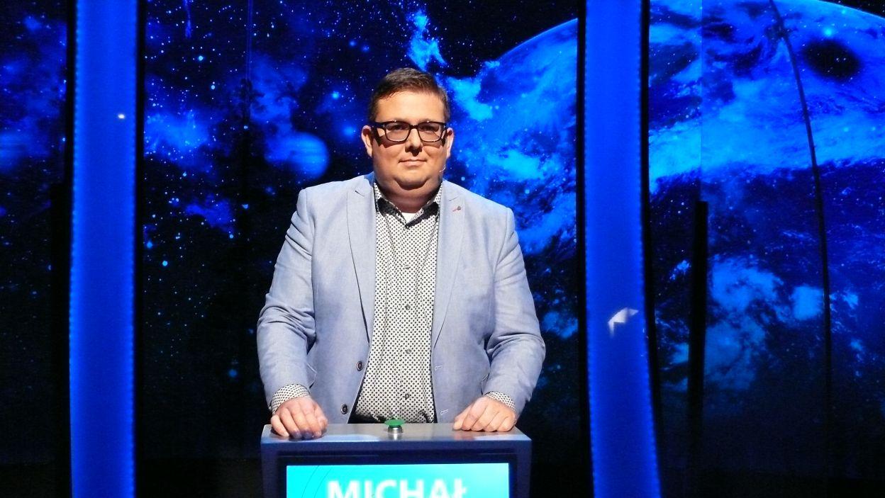 Pan Michał Szukała został zwycięzcą 2 odcinka 122 edycji