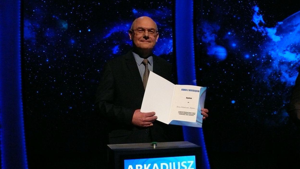 Zwycięstwo w Wielkim Finale 117 edycji zdobył Pan Arkadiusz Kopeć