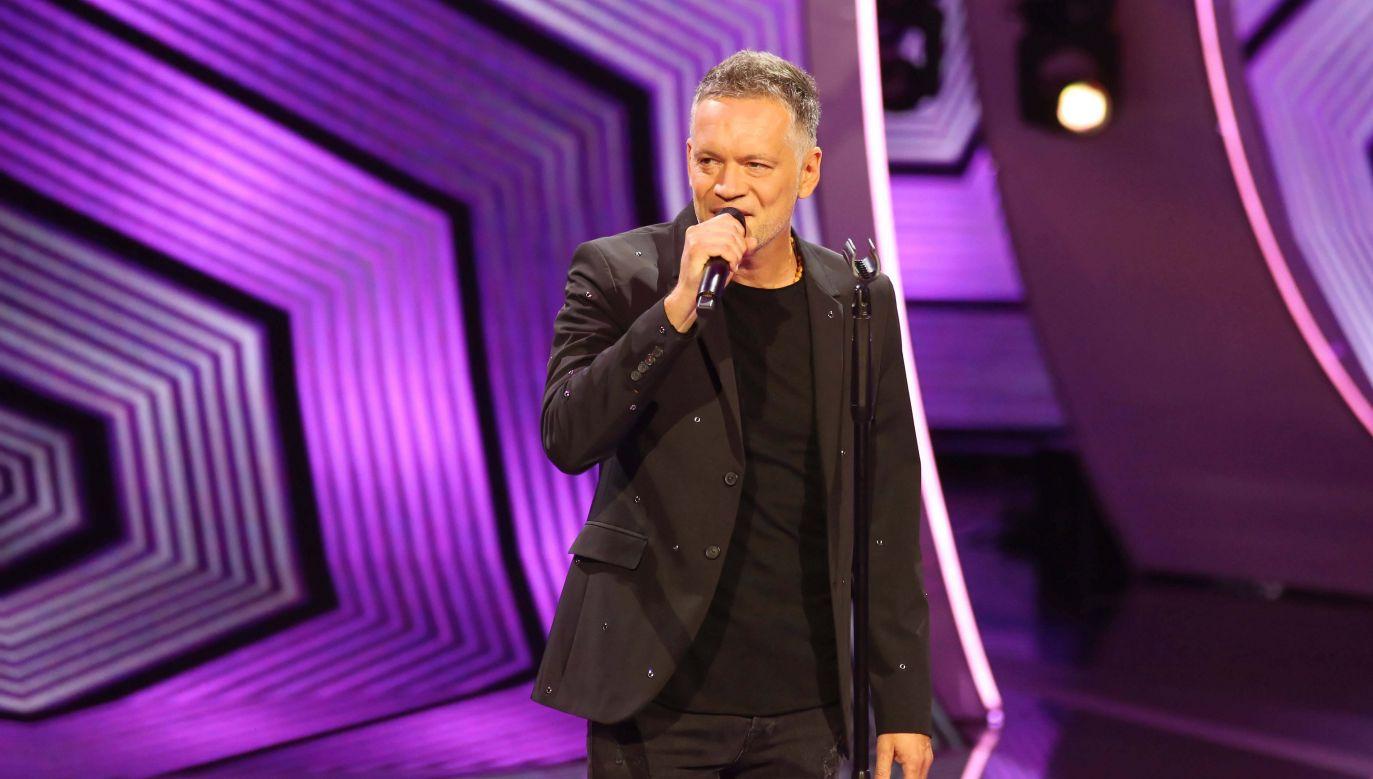 Pierwszy nakład nowej płyty Krzysztofa Antkowiaka sprzedał się w ciągu trzech dni (fot. PAP/ARCHIWUM)