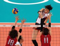 Yeon-Kuong Kim zdobyła aż 22 punkty (fot. Getty Images)