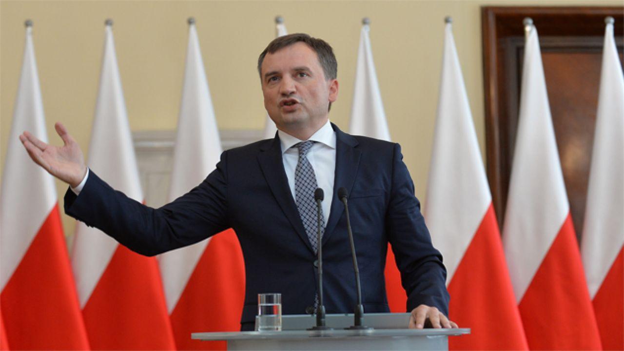 Zbigniew Ziobro już w czerwcu zapowiadał złożenie kasacji (fot. PAP/Marcin Obara)