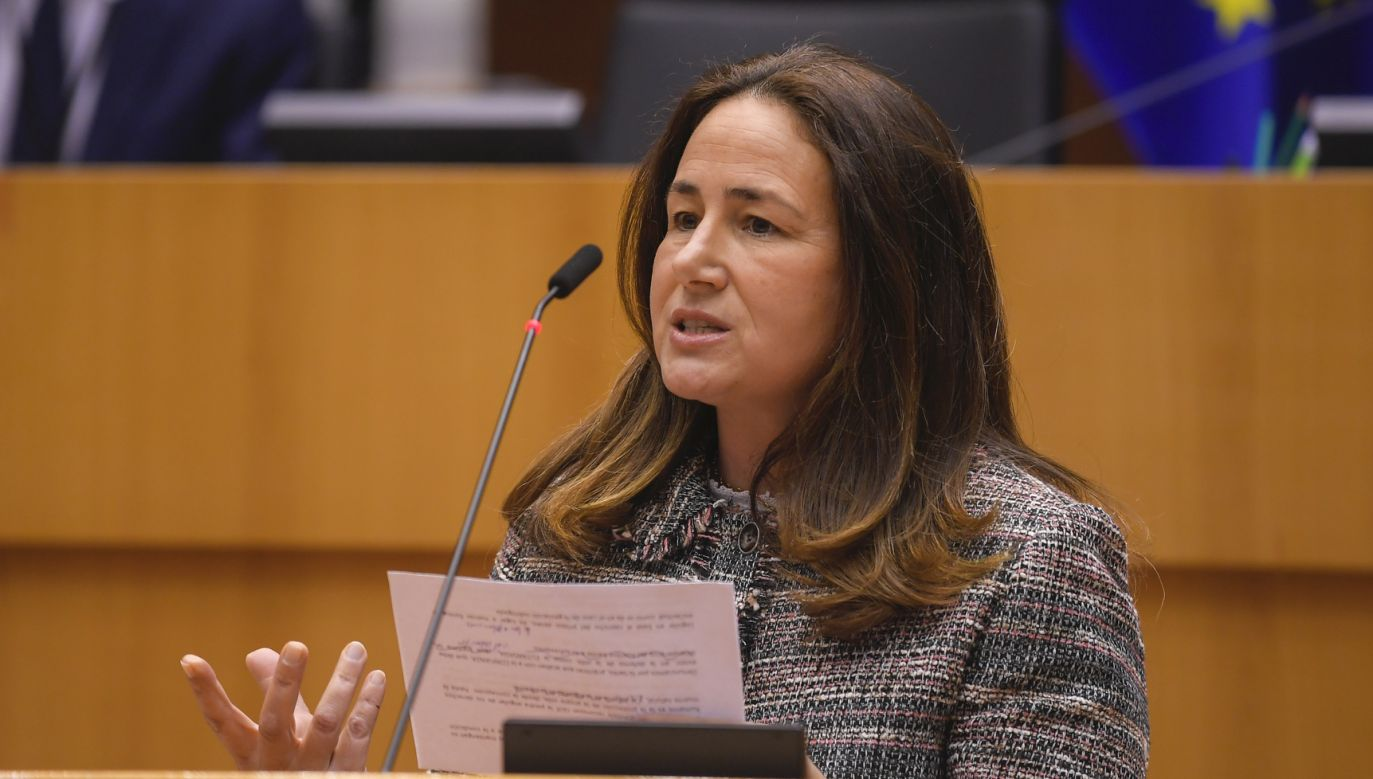 Margarita de la Pisa (VOX) (fot. European Union 2021, EP, Laurie DIEFFEMBACQ)