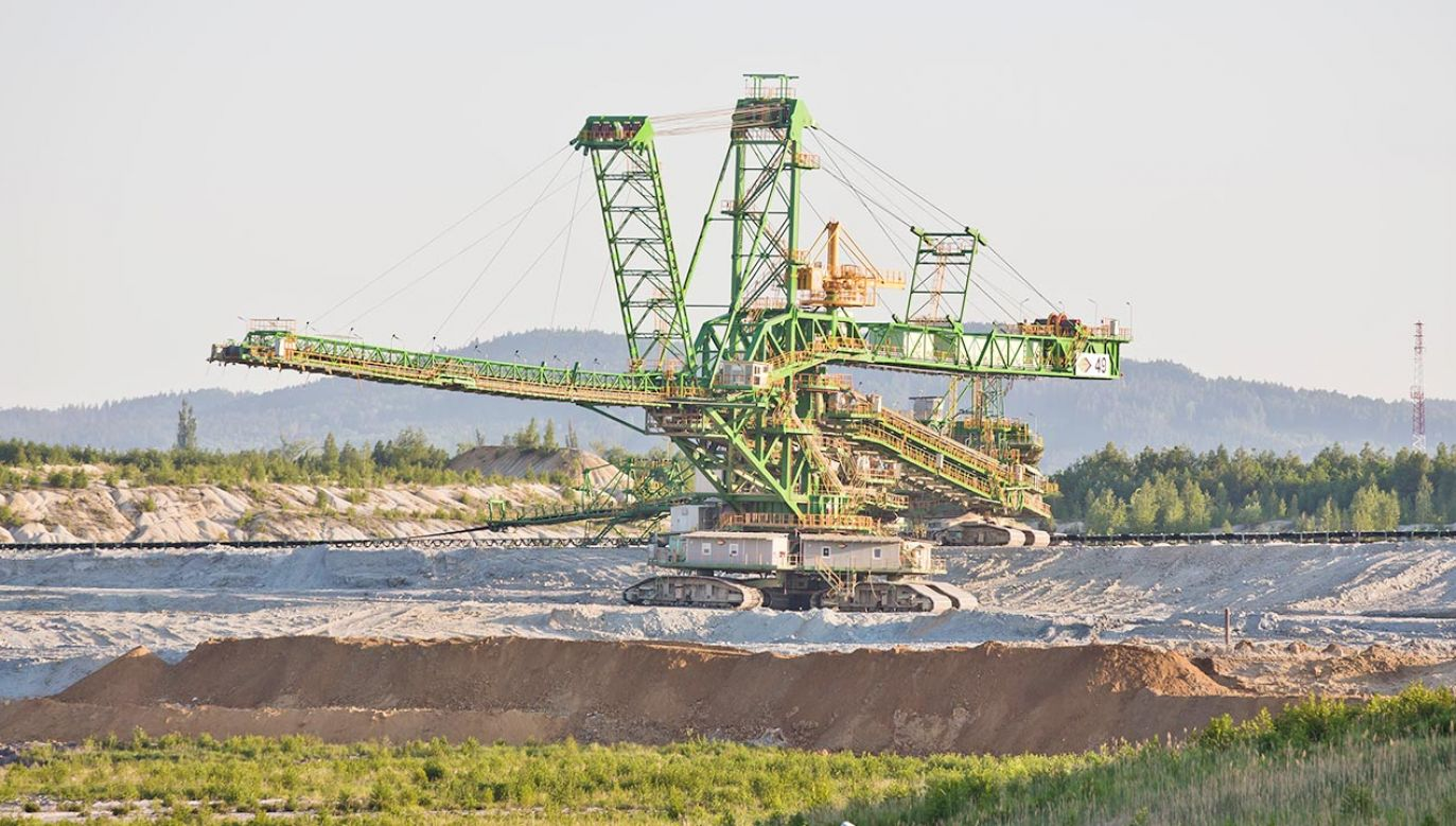 Wstrzymanie wydobycia w kopalni Turów to wstrzymanie pracy elektrociepłowni (fot.  Frank Hoensch/Getty Images)