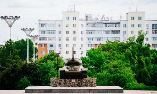 Główny plac Tyraspola (fot. Kuba Głębicki)