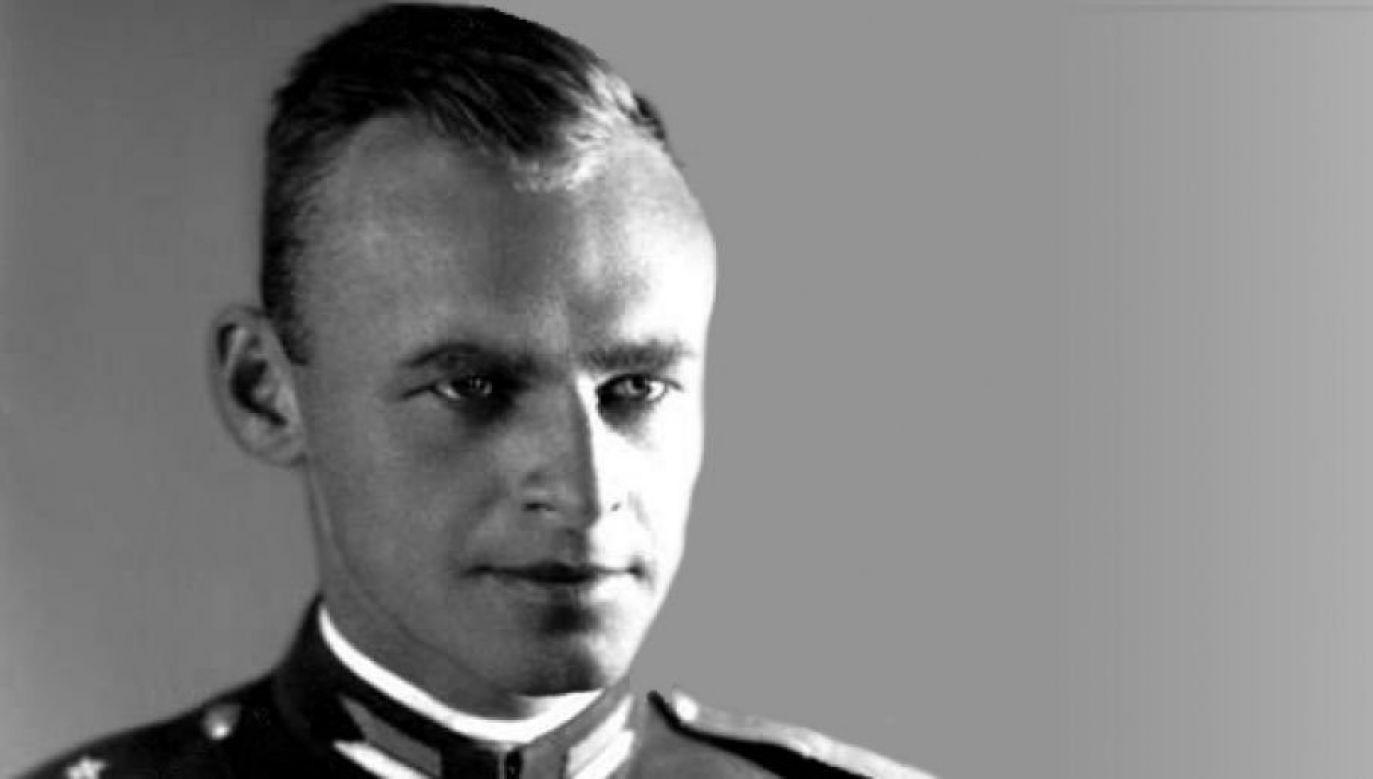 Witold Pilecki. Photo: ipn.gov.pl