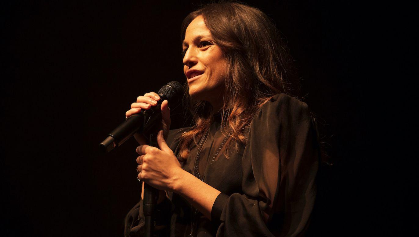 Maria do Carmo Carvalho Rebelo de Andrade (fot. R.Franca/Nur/Getty Images)