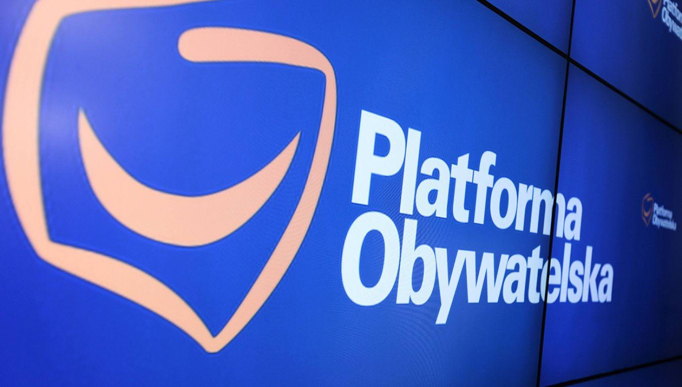 Spadek notowań Małgorzaty Kidawy-Błońskiej to nie tylko jej problem (fot. PAP/Leszek Szymański)