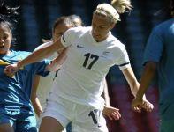 Do ćwierćfinału awansował też trzeci zespół z grupy E – Nowa Zelandia (fot. Getty Images)
