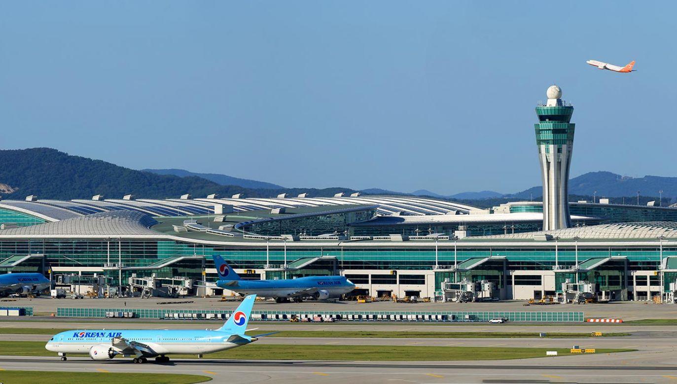 Południowo koreański port z Incheon z Seulu był jednym z dwóch, które złożyły ofertę CPK (fot. Shutterstock/Stock for you)