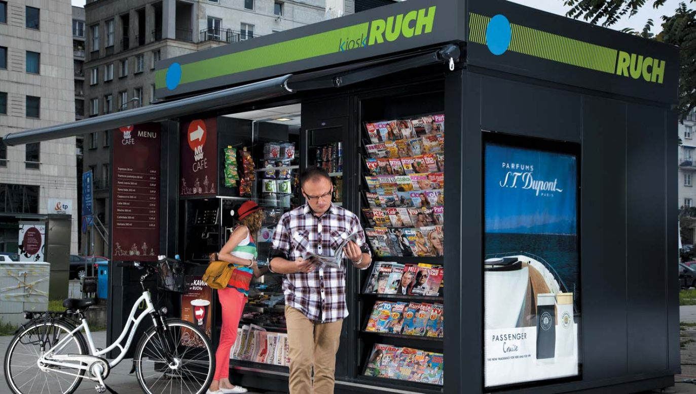 Plan naprawczy miał pozwolić spółce na pozostanie na rynku dystrybucji prasy (fot. materiały prasowe)