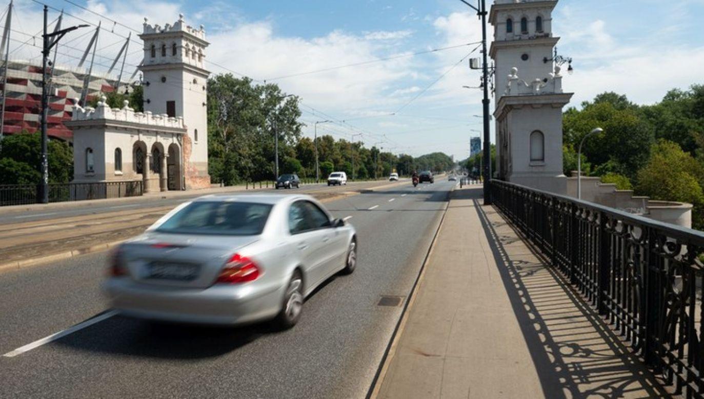 Most Księcia Józefa Poniatowskiego. Czy będzie bezpieczniej? (fot. ZDM)