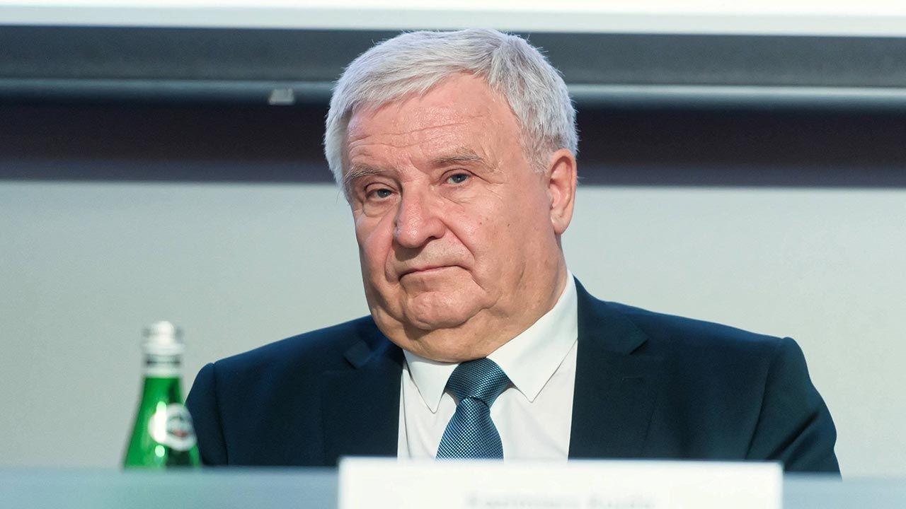 Kazimierz Kujda przez lata kierował NFOŚiGW (fot.PAP/Jakub Kaczmarczyk)