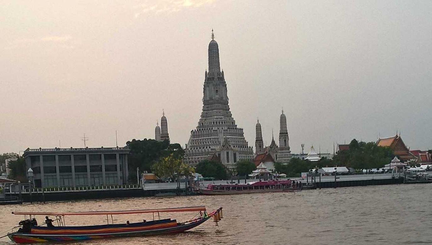Stolica Tajlandii choć głośna i zatłoczona przyciąga jak magnes, i mocno oddziałuje na zmysły (fot.Agnieszka Wasztyl)