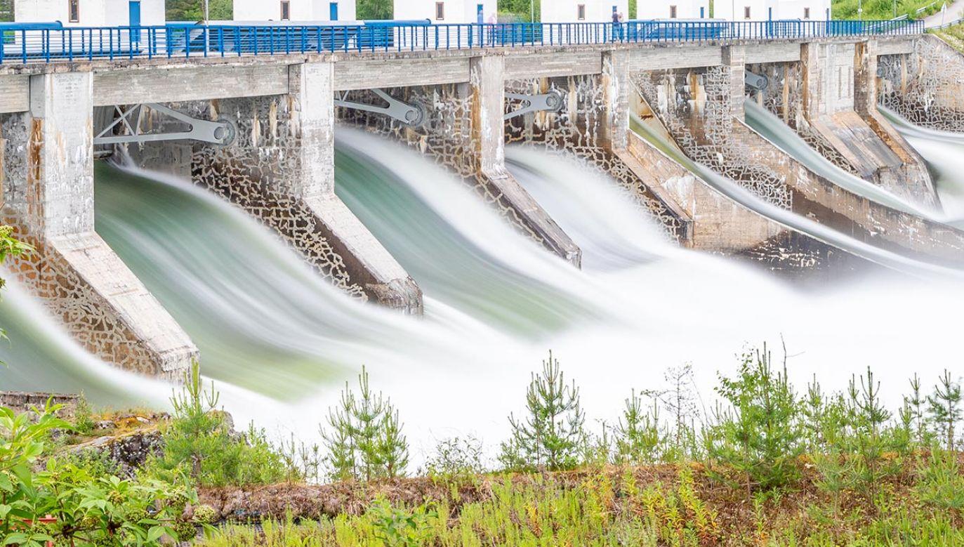 W Norwegii przeważają elektrownie wodne (fot. Shutterstock)