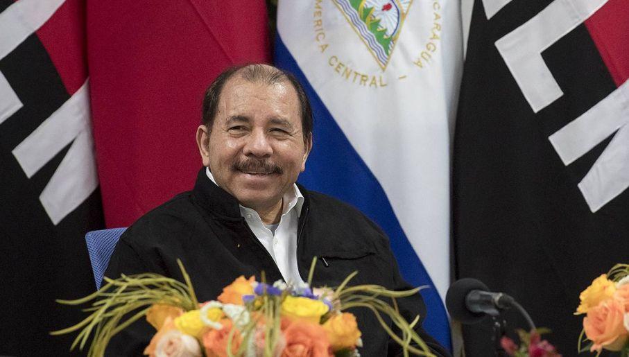Daniel Ortega był oskarżany przez pasierbicę o liczne gwałty (fot. Wiki 2.0/總統府)